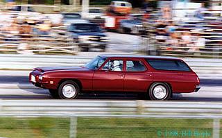 Jim Hand's 455 Pontiac Power